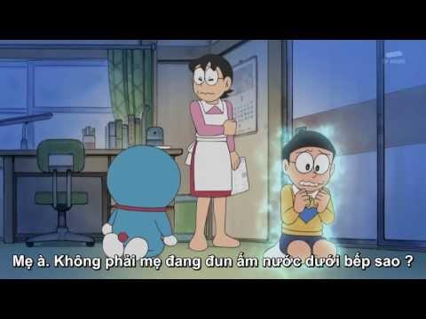 Doraemon - Miếng Dán Tuỳ Tâm Trạng & Cuộc Chiến Giữa Các Bà Mẹ