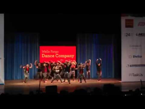 WELLS FARGO DANCE CO. 3rd place Protocol 2014