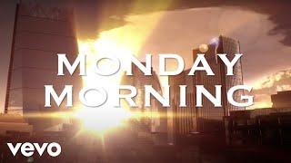 BeckMartin - Monday Morning (Official Lyric Video)