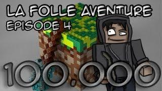 La folle aventure de la KoD sur Minecraft | Episode 4 | Spécial 100.000 #3