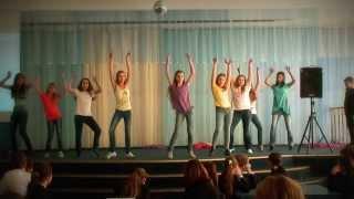 танец под песню потап и настя руруру