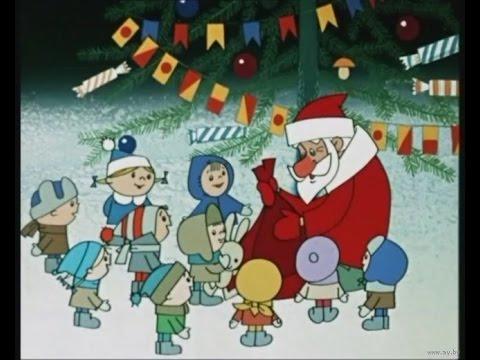 Новогодние песни детям