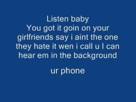 Lil Wayne - Get a Life (lyrics)