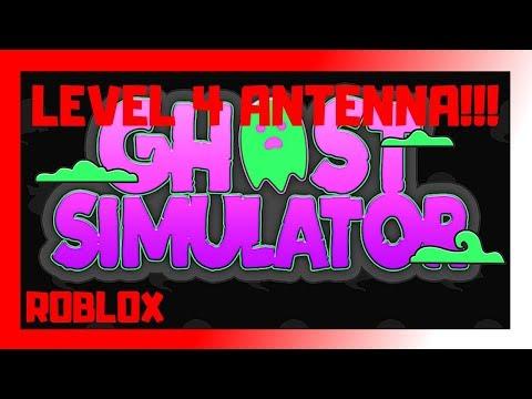 👻-level-4-antenna!!!-|-roblox-ghost-simulator-👻