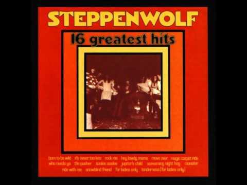 Steppenwolf - Monster ( Lyrics )