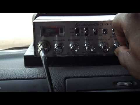 Tuning your Classic Cobra 29 CB!