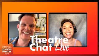 Theatre Chat Live Ep 27 | Dave Hearn from Mischief Comedy & Saffron Coomber
