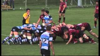 Matt Walsh Rugby Highlights 2015/2016