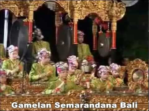 Gamelan Semarandana Bali | Suara Sandi