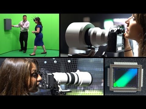250 Megapixels, 8K, ISO 4000000, 360 VR & a TINY 600mm f/4: Canon Expo 2015