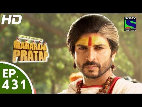Bharat Ka Veer Putra Maharana Pratap - महाराणा प्रताप - Episode 431 - 9th June, 2015