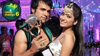 Nach Baliye 6 WINNER Rithvik Dhanjani & Asha in Nach Baliye 6 1st February 2014 GRAND FINALE EPISODE
