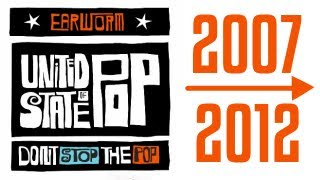 Dj Earworm - Top Pop US Mix 2007-2008-2009-2010-2011-2012