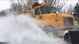 Winter Storm: South Braces for Snow, Sleet and Freezing Rain