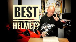 Best type of motorcycle helmet?