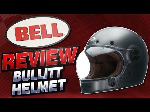 Bell Bullitt Retro Metallic Helmet Review...