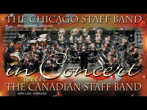 The Salvation Army Chicago Staff Band Thanksgiving Concert 2014