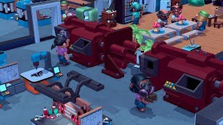 Rozbudowana gra o linii produkcyjnej - Little Big Workshop / 04.11.2019 (#7)