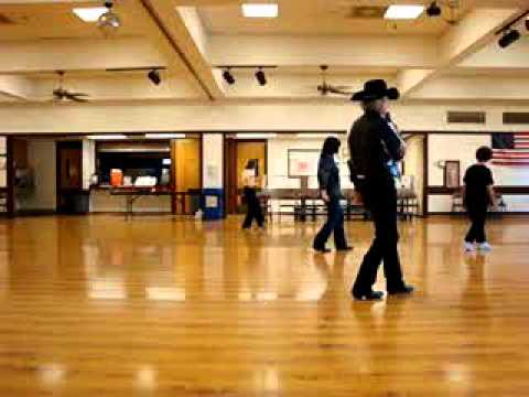 Bocephus  Line Dance  With Music