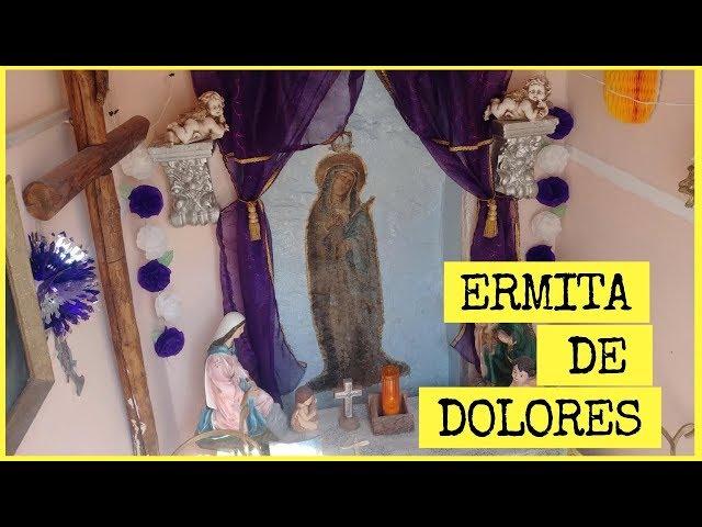 Visito la olvidada Ermita de la Virgen de Dolores en la Ciudad de Puebla   Qué ver en Puebla México