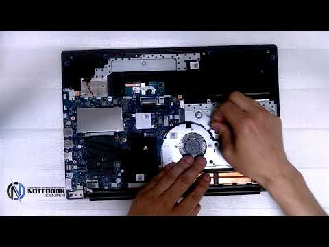 Lenovo IdeaPad 330-15ICH - Disassembly and cleaning