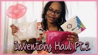 Entrepreneur Life  Inventory For My Business Pt.2