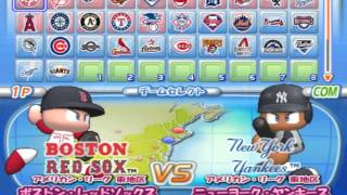 Jikkyou Powerful Major League 3 Gameplay HD 1080p PS2