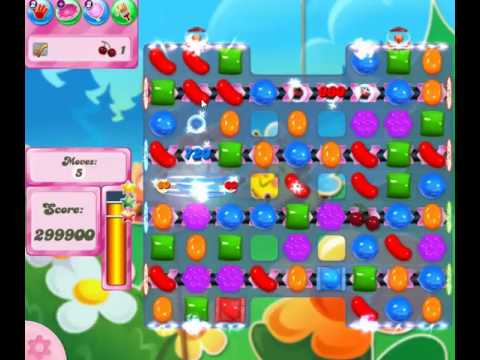 Candy Crush Saga level 2495 HARD LEVEL
