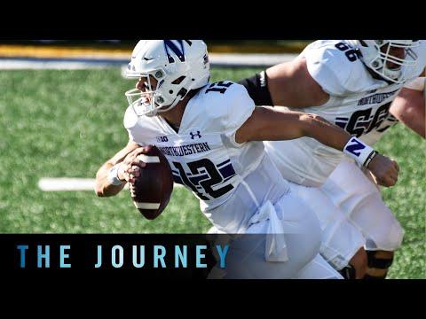 Peyton Ramsey's Journey from Indiana to Northwestern | Big Ten Football | The Journey