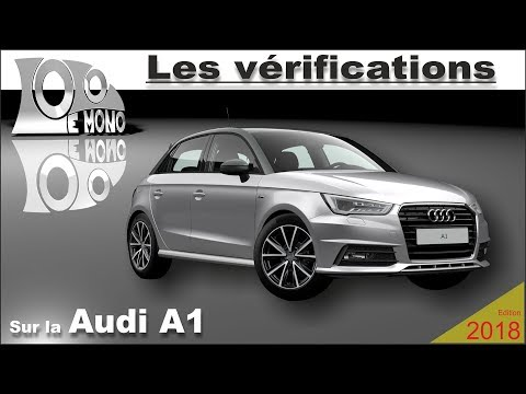 Audi A1:  vérifications et sécurité routière