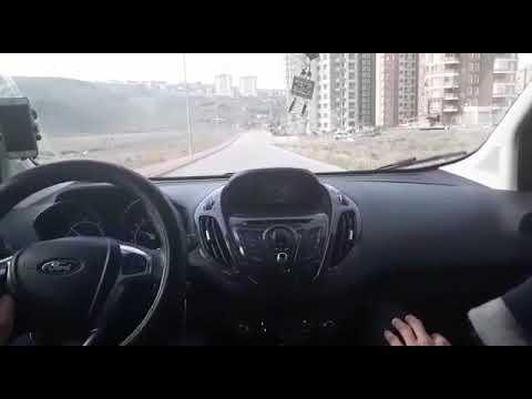 Araba Snaplari - Ford Courier / Me Fâl Şarkısı