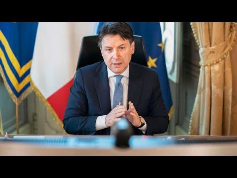 Covid-19: l'Italie annonce une série de mesures pour alléger le confinement