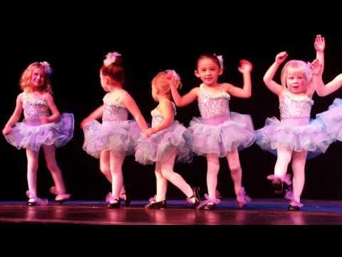 Spring recital 2016 - Sparkle and shine