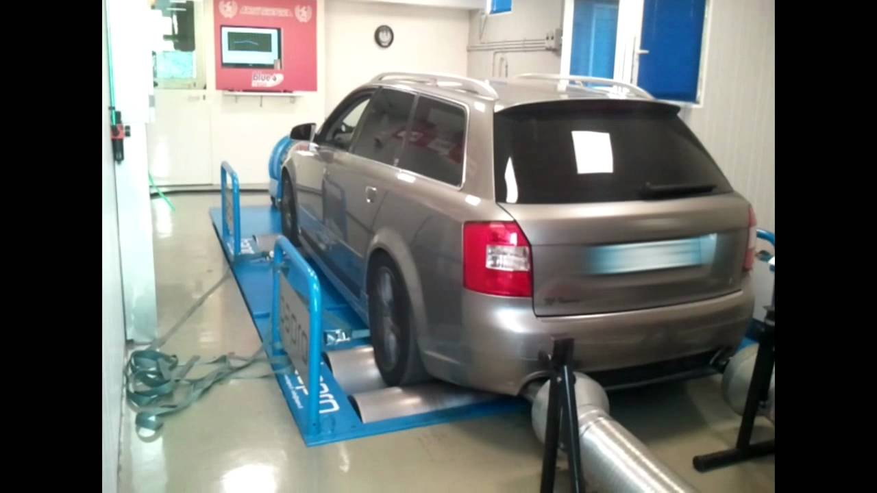 audi a4 1 9 tdi 130 4wd powered by ecutronika on dyno youtube. Black Bedroom Furniture Sets. Home Design Ideas