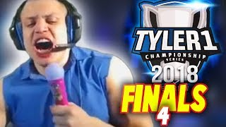 Tyler1 TCS FINALS HIGHLIGHTS Game 04