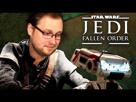 ЖЕЛЕЗНЫЙ ДРУГ ► Star Wars Jedi: Fallen Order #2