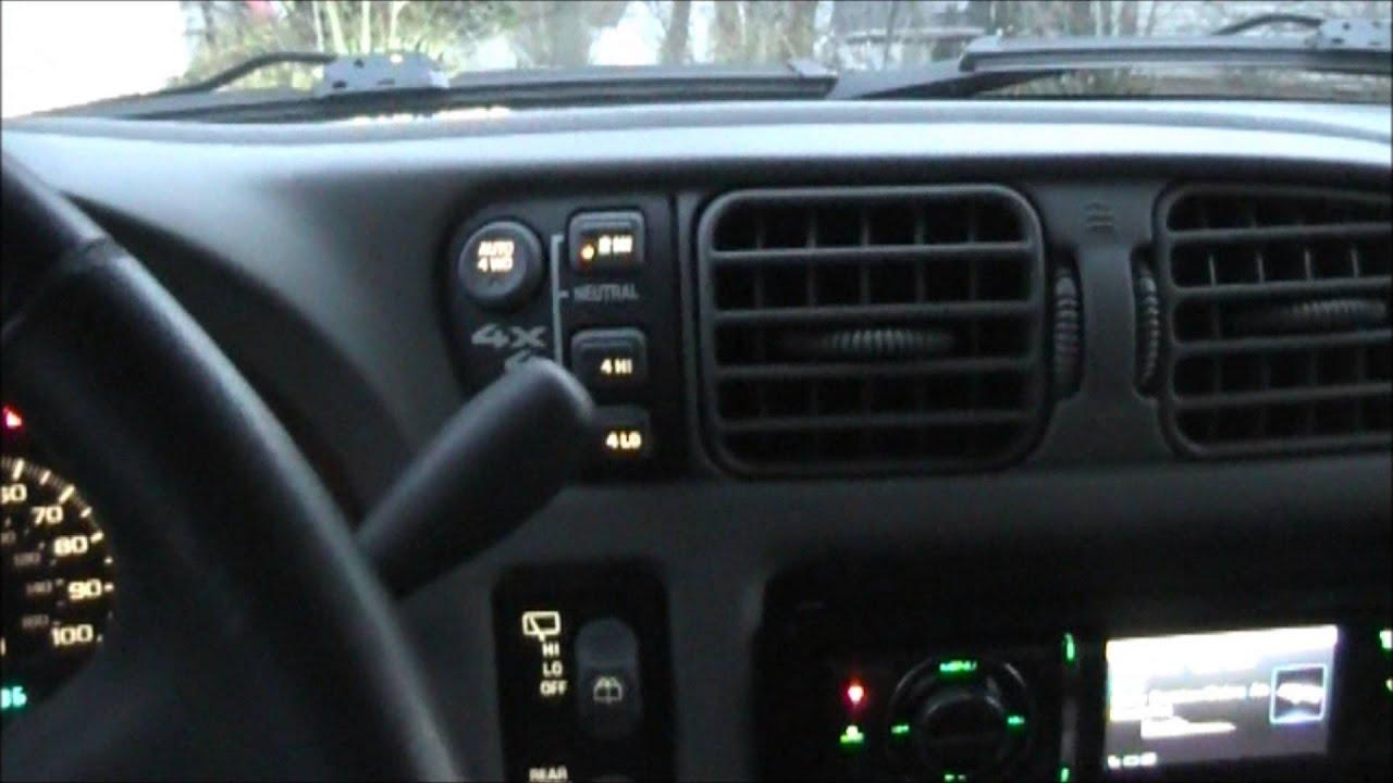 Upgrades to my 2001 Chevrolet Blazer  YouTube