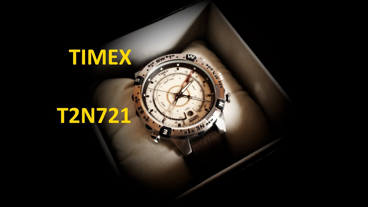 Review timex easy reader watch - YouTube