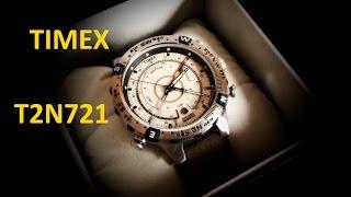 Посылка из Польши - Часы Timex T2N721 с eBay(Очень давно хотел себе купить такие часы, да все финансы не позволяли, жаба душила или же попросту их не..., 2014-08-09T07:53:57.000Z)