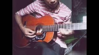 Xin làm người xa lạ- Guitar bolero, Rhumba