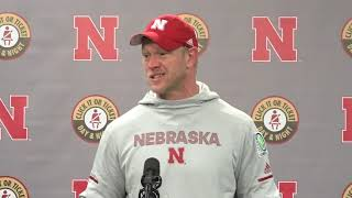 HOL HD: Scott Frost Purdue post game comments