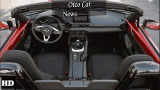HOT NEWS  !!!! 2018 Mazda MX 5 Miata Interior Overview