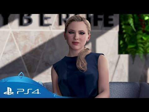 Detroit: Become Human | Chloe | PS4