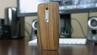 Moto X Pure Edition (2015) Review