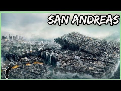 What If The San Andreas Fault Ruptured?