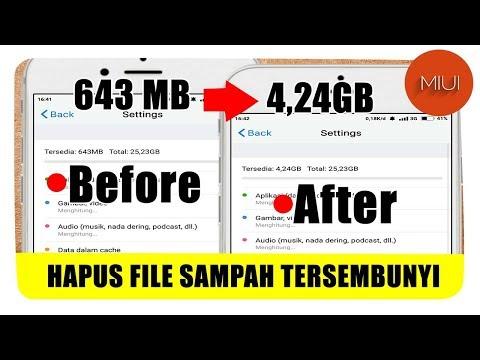 Cara MENGHAPUS Aplikasi Bawaan HP XiaoMi All Tipe.