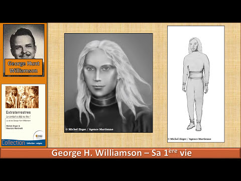 06: George Hunt Williamson (et George Adamski) - Version fra