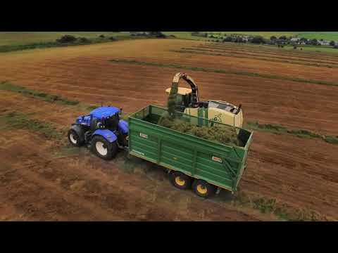 Silage Co Waterford Ireland