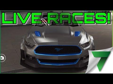 FRIDAY NIGHT LIVE RACES!! | CSR Racing 2