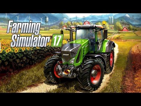 Farming Simulator 2017 прохождение карты Сосновка 1